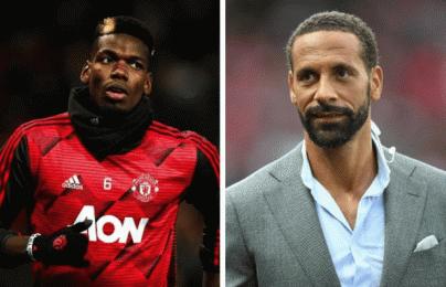 Rio Ferdinand chỉ ra 1 gương mặt thay thế Pogba tại Man United