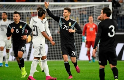 """Không Messi, Argentina bị chi phối bởi """"nhân tố Serie A"""""""