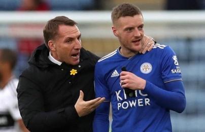 """""""Rodgers và Vardy đã mang đến năng lượng tích cực cho Leicester"""""""