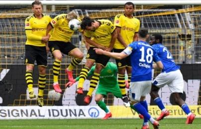 Thua Dortmund, sao Schalke 04 thừa nhận không có động lực