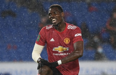 Ngăn Pogba đến Juve, Man Utd bắt đầu hành động