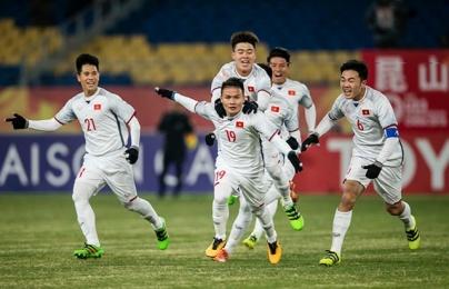 Điểm tin bóng đá Việt Nam sáng 18/01: HLV Lê Thụy Hải bàng hoàng với kỳ tích của U23 Việt Nam