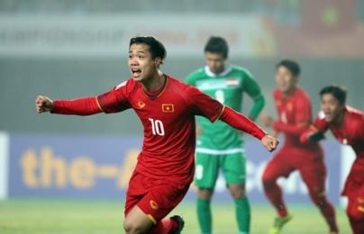 """Điểm tin bóng đá Việt Nam tối 20/2: Đài truyền hình Nhật gọi Công Phượng là """"ngôi sao quốc dân"""""""