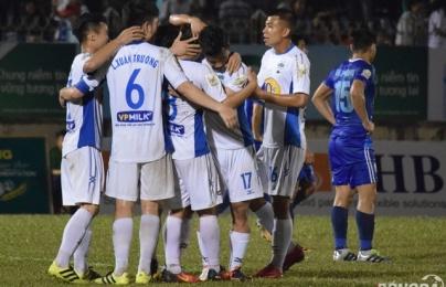 Bị HAGL loại khỏi Cup Quốc gia, HLV Hoàng Văn Phúc nói gì?