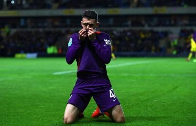 """5 điểm nhấn Oxford 0-3 Man City: Pep Guardiola đã tìm ra """"Messi mới"""""""