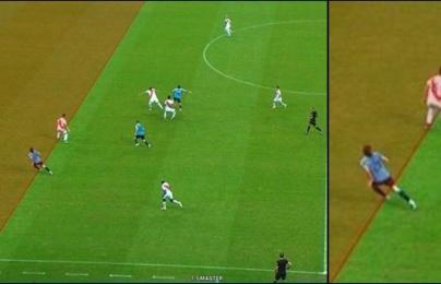 Điểm nhấn Uruguay 0-0 Peru (pen: 4-5): Quá