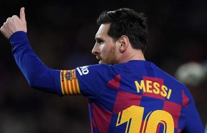 """""""Chẳng ai cấm chiêu mộ Messi từ Barcelona"""""""