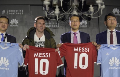 Trung Quốc và giấc mơ thống trị bóng đá thế giới thông qua Messi
