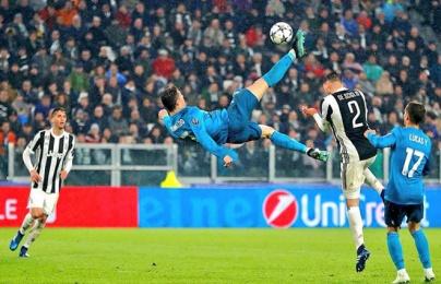Ronaldo và pha