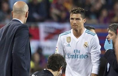 Ronaldo nghỉ đá ở La Liga, dành sức cho Champions League