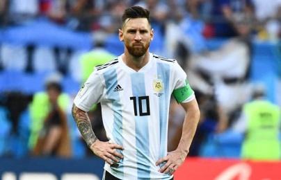 SỐC: Lionel Messi chia tay Argentina?