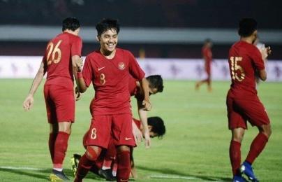 """U23 Indonesia lập kỷ lục đáng nể trước khi sang Hà Nội """"tiếp chiêu"""" U23 Việt Nam"""
