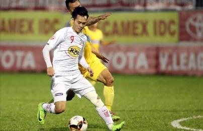 TRỰC TIẾP HAGL 3-3 CLB Thanh Hoá (Kết thúc): Chủ nhà đánh rơi chiến thắng