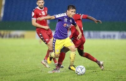 TRỰC TIẾP B.Bình Dương 0-1 Hà Nội (Kết thúc): Đội khách có lợi thế trước trận lượt về
