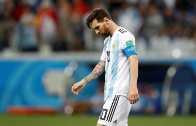 Argentina thua thì có gì phải nghiêm trọng