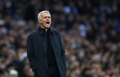 """Mourinho: """"Thật bực bội, tôi phàn nàn mỗi ngày tại Tottenham"""""""