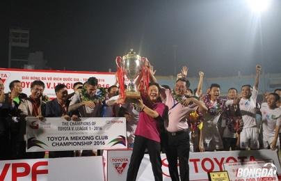Chủ tịch FIFA lại chúc mừng Hà Nội T&T vô địch V-League