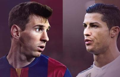 Đá thế này, Ronaldo đừng mơ Bóng vàng!