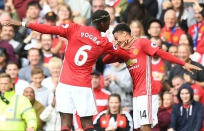 Đội hình tiêu biểu vòng 6 Premier League: Câu trả lời của Pogba
