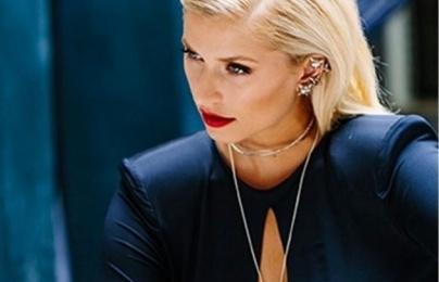 Lena Gercke - Tình cũ nóng bỏng của sao Juve