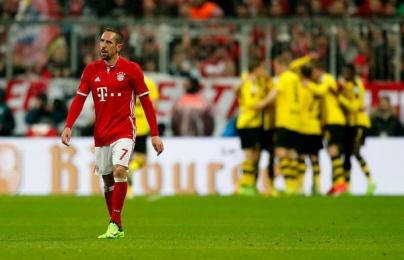 Dortmund giành quyền vào chơi chung kết sau màn rượt đuổi kịch tính