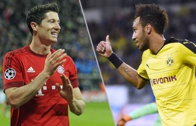 """""""Dream team"""" kết hợp Dortmund & Bayern: Thách thức mọi đại gia"""