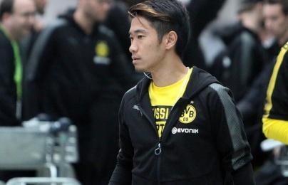 Tội đồ Dembele khiến các cầu thủ Dortmund