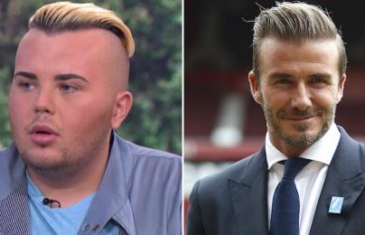 Vì muốn thành Beckham, fan cuồng mất tiền và suýt mất luôn mạng