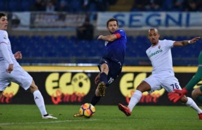 Thắng nhẹ Fiorentina, Lazio tiến vào bán kết Coppa Italia