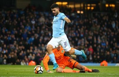 TRỰC TIẾP Man City 4-1 Burnley: Cơn thịnh nộ của Man City (Kết thúc)