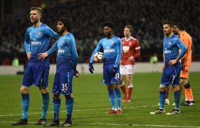 """5 điểm nhấn Nottingham Forest 4-2 Arsenal: """"Kế hoạch B"""" thất bại thảm hại"""