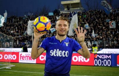 Sau vòng 20 Serie A: Máy săn bàn
