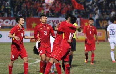 TRỰC TIẾP U23 Việt Nam vs U23 Hàn Quốc: Đội hình dự kiến