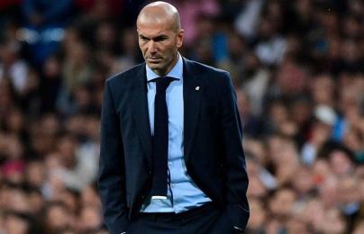 Ấn định thời điểm Real Madrid sa thải Zidane