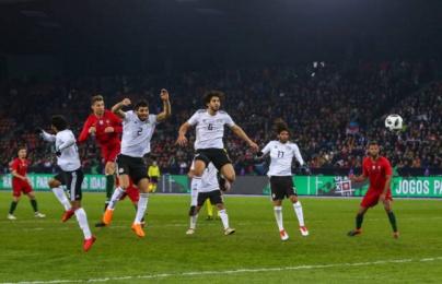 Ronaldo tỏa sáng cuối trận, Bồ Đào Nha thắng ngược Ai Cập của Salah