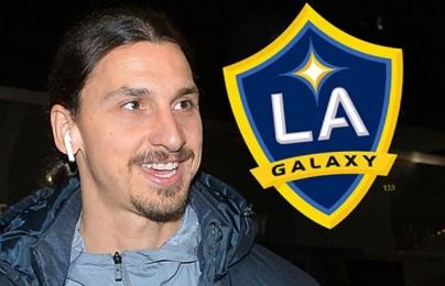 Báo Mỹ dành hẳn một trang thông báo Ibra đến LA Galaxy