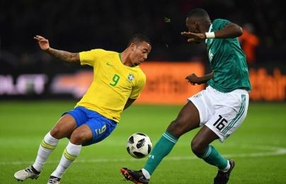 5 điểm nhấn Đức 0-1 Brazil: Cỗ xe tăng đứt mạch bất bại