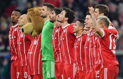 Bayern sẽ ra sân thế nào trong trận thư hùng với Sevilla?