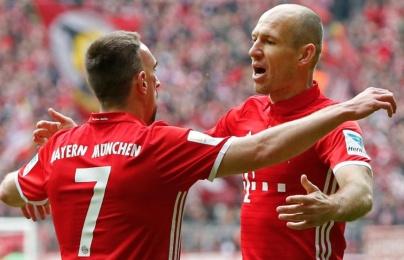 Chuyển động Bayern: Trói chân Robbery