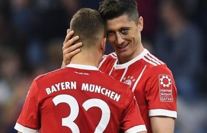 Chướng ngại nào ngăn cản Bayern đến cú ăn 3?