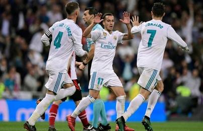 23h30 ngày 28/04, Real Madrid vs Leganes: Chờ phép thử của Zidane