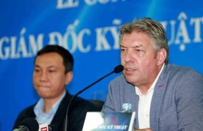 Điểm tin bóng đá Việt Nam sáng 28/04: GĐKT Gede sẽ nghỉ việc nếu PCT Quốc Tuấn rời VFF