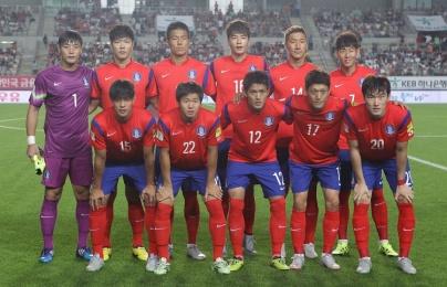 Bảng F, World Cup 2018: Hàn Quốc - Thời oanh liệt nay còn đâu!