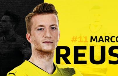 Hãy để Marco Reus có mặt tại World Cup...