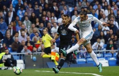 Highlights: Real Madrid 6-0 Celta Vigo (Vòng 37 La Liga)