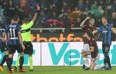 Highlights: Atalanta 1-1 AC Milan (Vòng 37 Serie A)