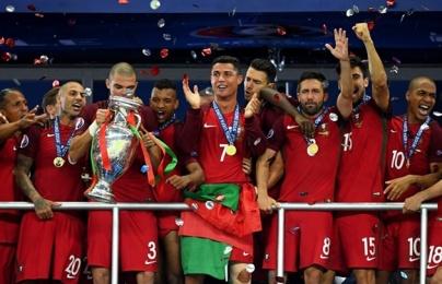 Bồ Đào Nha chọn đội hình World Cup - Người hùng Euro 2016 vắng mặt