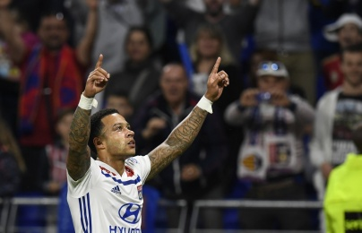 Rực sáng khi hạ màn Ligue 1, Depay đã sẵn sàng trở lại?