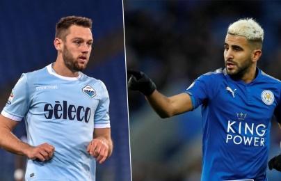 Tin chuyển nhượng 29/5   M.U mất sao Lazio, Man City phá két mua Mahrez