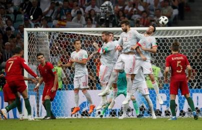 Ronaldo, Kroos và những lần vỡ òa phút cuối ở World Cup 2018